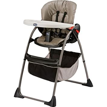 Heartwarming Chicco Happy Snack Highchair Beige With Accompanying