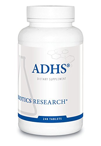 Biotics Research ADHS – Adrenal Support, Supports Normal Cortisol Levels, Antioxidant Support, More Energy, Healthy Responses 240 Tabs