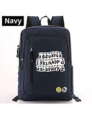 Tauras Anime Stranger Things Cosplay Backpack Student Daypack-2