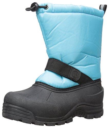 Little Girls Snow Boots - 1