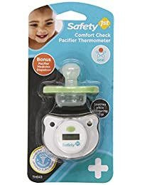Safety 1st Comfort Check Pacifier Thermometer with Pacifier Medicine Dispenser BOBEBE Online Baby Store From New York to Miami and Los Angeles