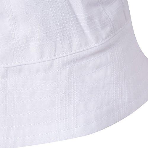 Blanco Baby Cap Absorba Boy blanco Sombrero vIqO51x
