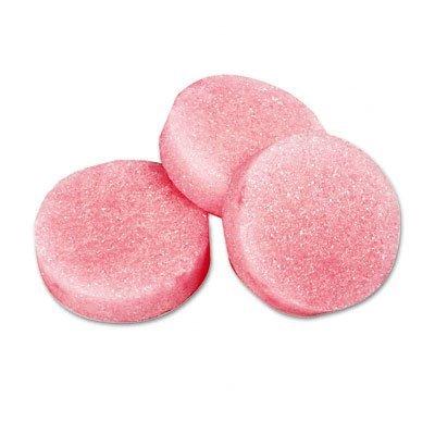 Urinal Deodorizer Blocks, 3Oz, Cherry Fragrance by KRYSTAL DEODORANT & RESTROOM PRODUCTS (Krystal Cherry)
