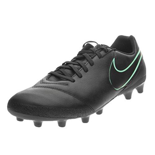 II Pro Homme Tiempo Nike de Football Leather Chaussures Noir AG Genio Uqwf4wxP