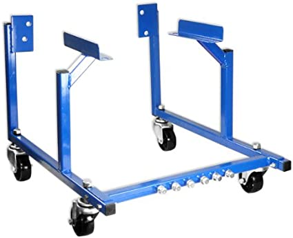 1000lb Capacity Engine Cradle Dolly for Ford