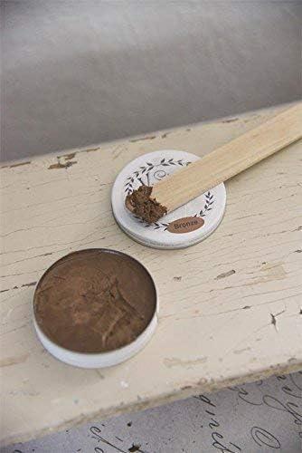 Jeanne d/'Arc Living 35g//1,23oz Antique Wax Vintage Paint Wachs CLEAR Möbelwachs