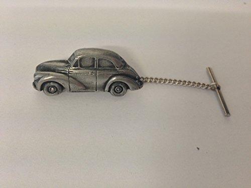 Morris Minor voiture 2porte saloon 3D de cravate avec chaîne ref160