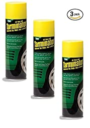 Stoner Car Care Tarminator Bug, Tar, Sap, and Grease Remover - 10 Ounce, 91154 - Pack of 3