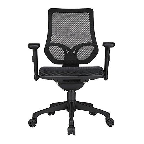WorkPro 1000 Series Chair, Black Mesh