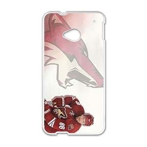 Phoenix Coyotes HTC M7 case
