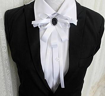 ZLYAYA,corbata,pajarita,Casada a mano llena la barra diamante ...