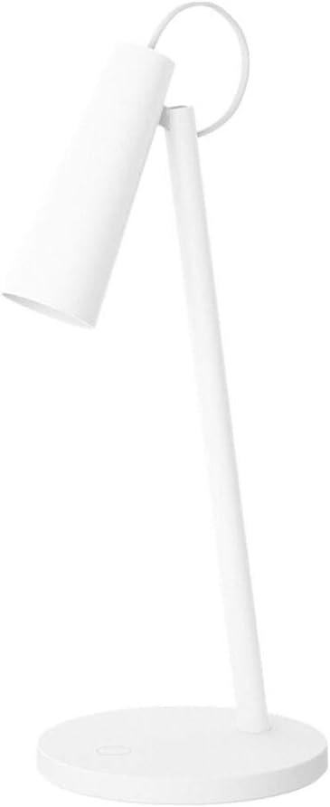 CUIRUILIAN LED Table Pliante Simple Lampe De Bureau USB