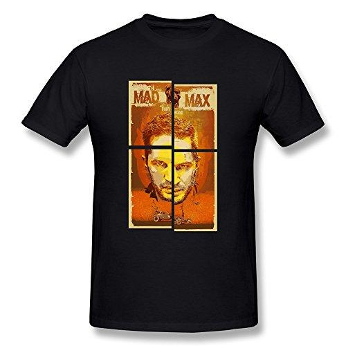 Men Mad Max Fury Road FHY Tee Shirts