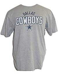 Dallas Cowboys Men's Albatross Grey T-Shirt