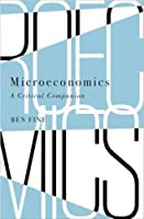 Microeconomics: A Critical Companion (Political Economy and Development) Front Cover
