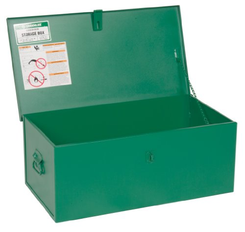 Greenlee 1230 Welders Box, 30-Inch By 12-Inch By 16-Inch (Best Job Site Box)