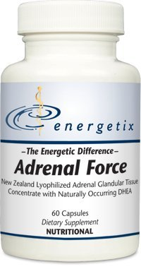 - Adrenal Force 60 Capsules by Energetix