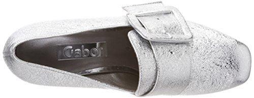 Gabor Kvinders Basic Pumps Flerfarvede (sølv) huBF3et