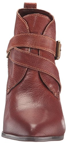 Nine Boot Suede Kelela Women's Cognac West rxqYwgSr