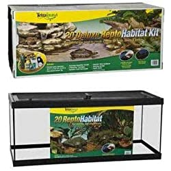 Tetra Usa STS26921 Reptile Enclosure, 20-Long