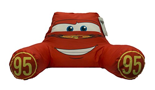 Disney/Pixar Cars Movie Red Bed Rest with Lightning McQue...