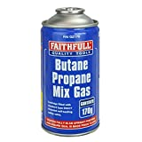 Faithfull GZ350 170g Butane Propane Gas Cartridge