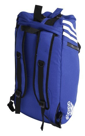 united kingdom superior quality website for discount adidas Judo Sports Bag Blue Size M: Amazon.co.uk: Sports ...