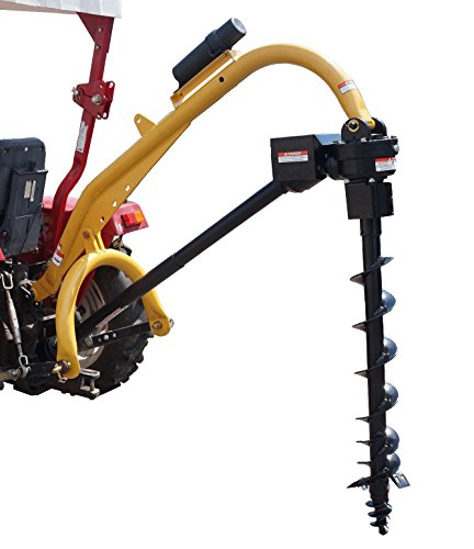 AgKNX 3 Point Post Hole Digger Model 1000 (without bit) by AgKNX
