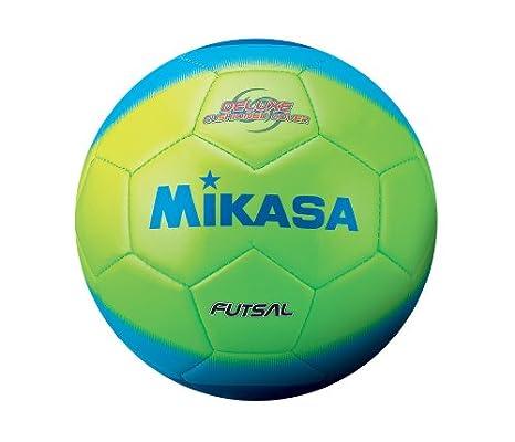 Mikasa D100 American Futsal - Balón de fútbol para Interiores ...
