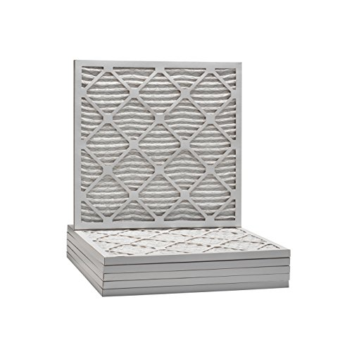 [해외]Tier1 12x12x1 Merv 11 주름 AC로에 어 필터 6 팩 / Tier1 12x12x1 Merv 11 Pleated AC Furnace Air Filter 6 Pack