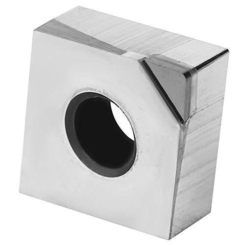 CNC-Dreheinsatz, Professional CNMA120402 CNMA120404 CNMA120804 PCD-Dreheinsatz mit Diamantspitze CNC-Drehmaschine für die Verarbeitung von Glasfasern aus Aluminiumlegierung(804)
