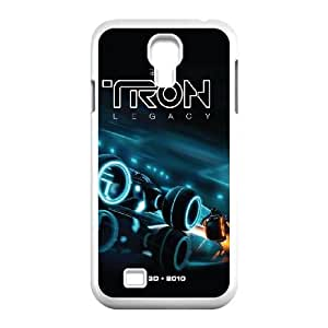 Tron Legacy Movie Poster Samsung Galaxy S4 9500 Cell Phone Case White phone component RT_365015