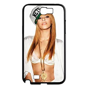 Custom Beyonce Hard Back Cover Case for Samsung Galaxy Note 2 NT170