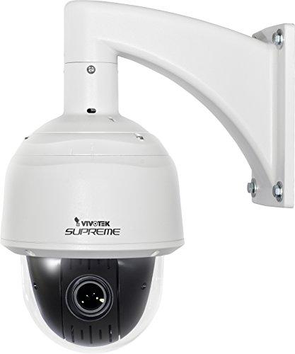 IP Camera, 19W, 8-5/64in.W, Day/Night, Color (Vivotek Dvr)