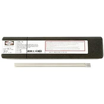 Harris 308L650 308L-16 Stainless Electrode, 10 lb, 3/32