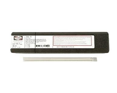 Amazon.com: Harris 308l650 308l-16 electrodo de acero, 10 ...