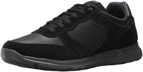 Geox U740HA 022ME Sneakers Uomo Schwarz