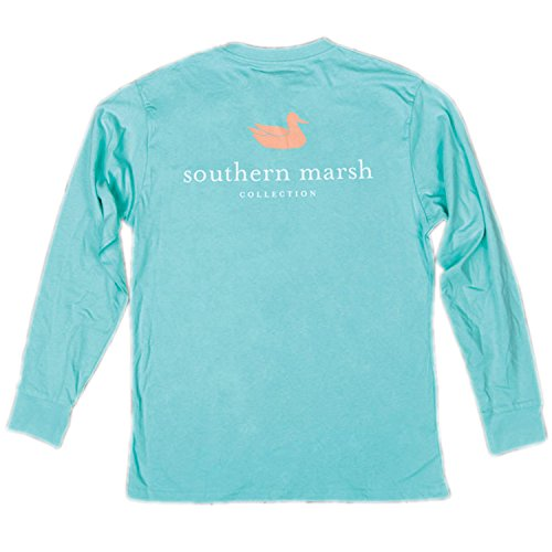 hot sale Southern Marsh Men's Authentic Long Sleeve Tee