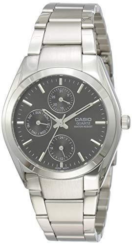 Casio Enticer Men Analog Black Dial Men #39;s Watch   MTP 1191A 1ADF A170