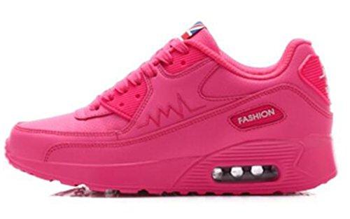 GFONE - Zapatos de tacón  mujer Rosa