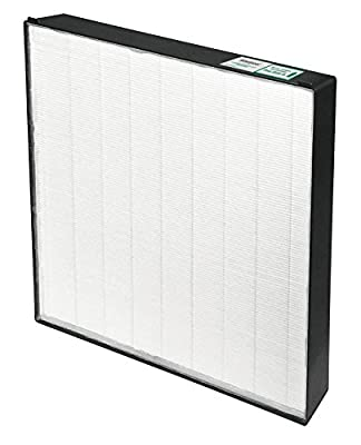 Whirlpool 1183050K True HEPA Filter (Extra Large) - Design to Fit Air Purifier Model WPPRO2000, 18.1x18.1 inch