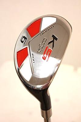 Majek Golf All Hybrid #6 Senior Flex Right Handed New Rescue Utility A Flex Club