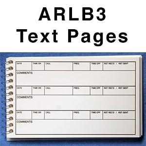 logbook amateur radio