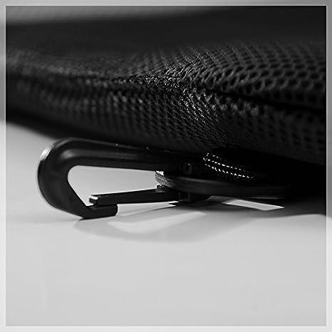 Schwarz-Schwarz Scamp Auto // KFZ NEU verstellbare Gurtband L/änge MEHR SICHERHEIT: KEINE GUMMI TEILE Schwangerschaftsgurt // Sicherheitsgurt // Gurtf/ührung f/ür Schwangere mit ISOFix Ausstattung