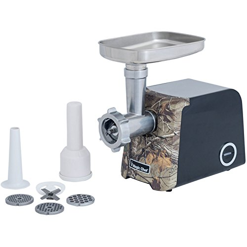 Magic Chef MCLMGRT Meat Grinder, Camouflage by Magic Chef
