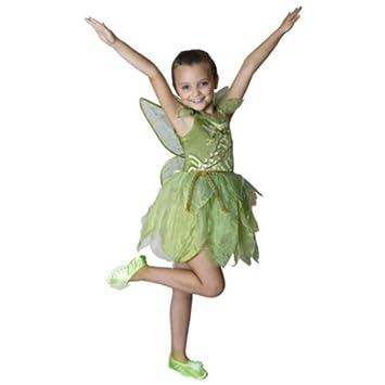neu disney tinkerbell kostum fairy fee fasching gr 98 110