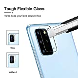 [3-Pack] PULEN Camera Lens Screen Protector for