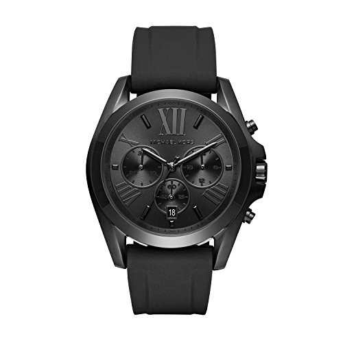 Michael Kors Men's Bradshaw  Black Watch MK8560