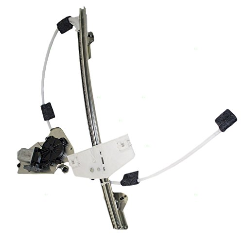 02 jeep liberty window regulator - 9