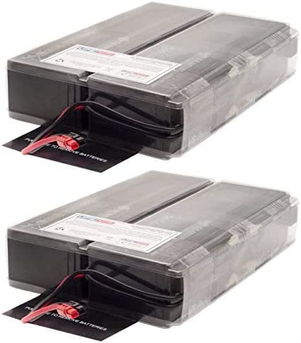RBC5 Compatible Replacement Battery Pack by UPSBatteryCenter